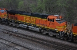 BNSF 5167
